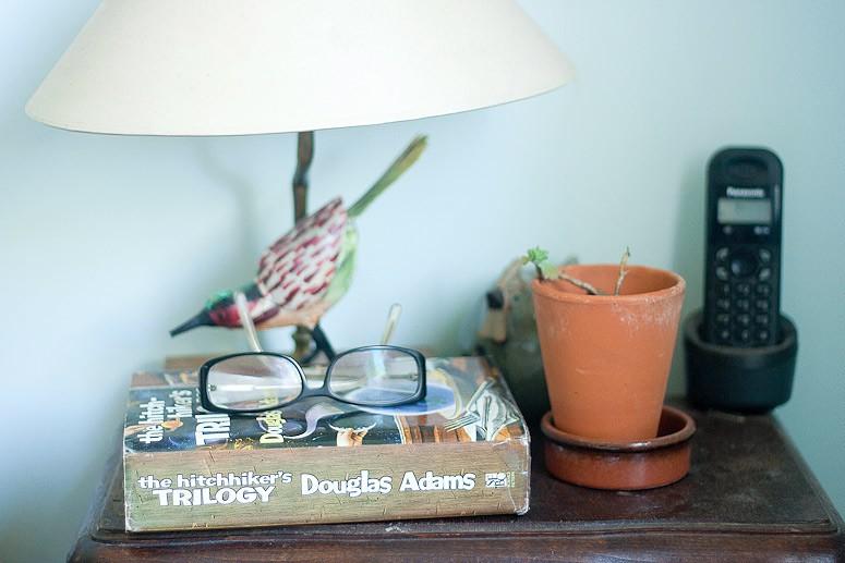 November Slow Reading at Callaloo Soup