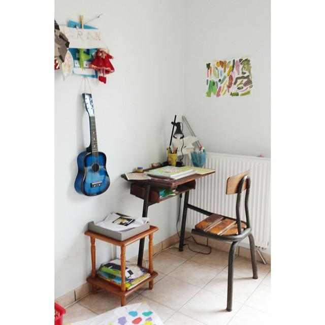Kieran's Desk