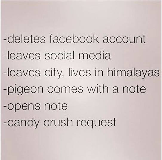 Candy Crush request