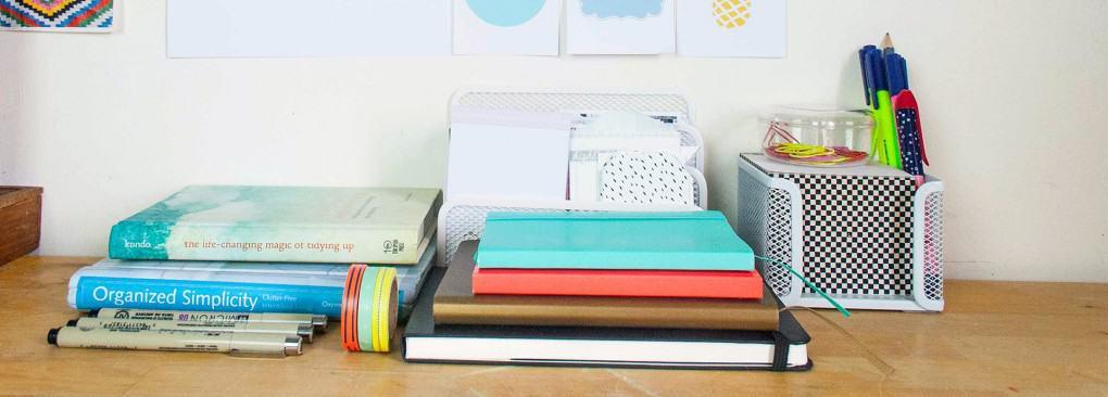 Spring Clean Purge & Organize Challenge