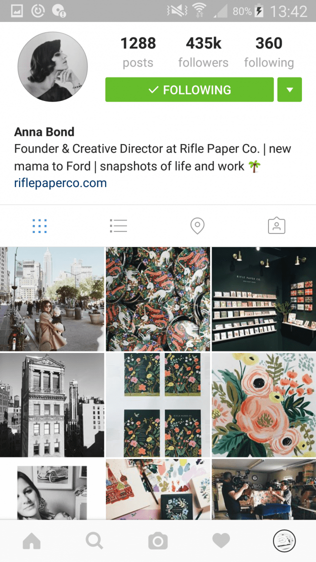5 Inspiring Artists to Follow on Instagram -