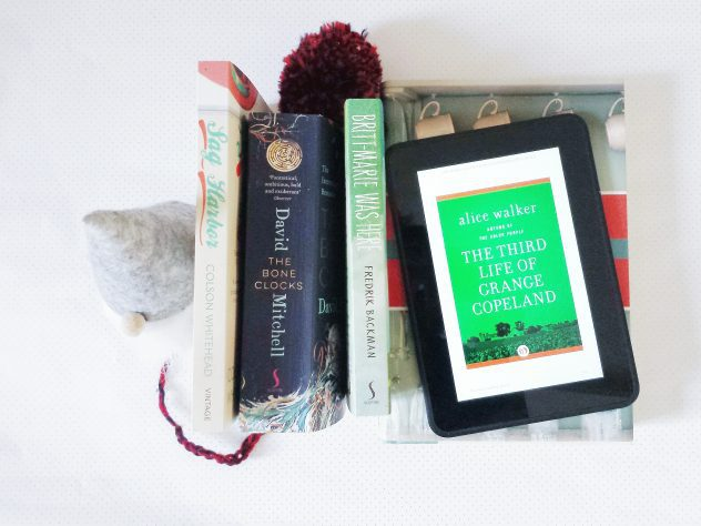 Sister Reads January at Callaloo Soup - 2 book reviews